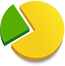 PrivatBank Pay Parts Icon