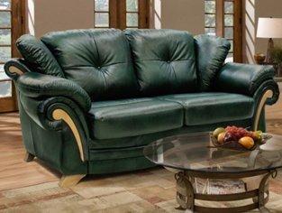 Как выбрать идеальный кожаный диван!?