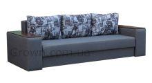 Диван Мехико GREY (большое спальное место) - Мебель со склада