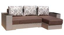 угловой диван Визит BROWN - Мебель со склада