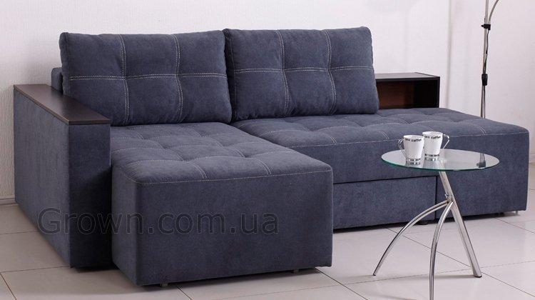 Угловой диван Домино Л - 1