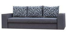 Диван Мастер MAXI GREY (большое спальное место) - Прямые диваны