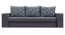 Диван Мастер MAXI GREY (большое спальное место) - Мебель со склада
