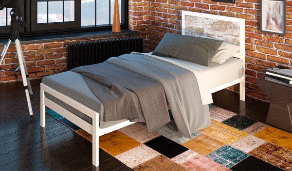 Кровать металлическая Герар Мини - 1