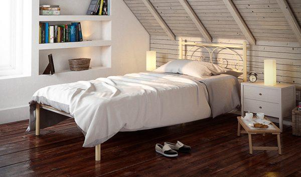 Кровать металлическая Иберис Мини - 1