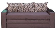 Диван Кент BROWN с ящиками - Прямые диваны