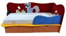 Детский диван Пони 2 - Детские диваны