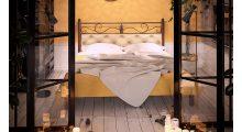 Кровать металлическая Диасция - Кровати металлические