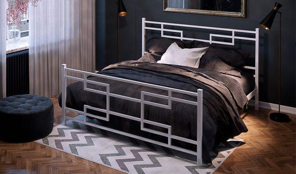 Кровать металлическая Фавор - 1