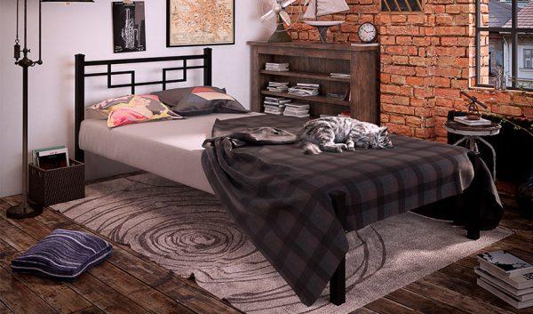 Кровать металлическая Фавор Мини - 1