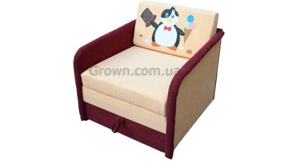 Детский диван Пингвин «Малыш» - 1