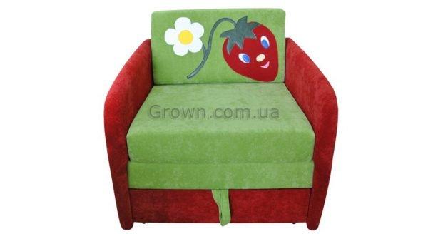 Детский диван Клубничка «Малыш» - 1