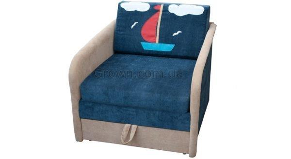 Детский диван Лодочка «Малыш» - 1