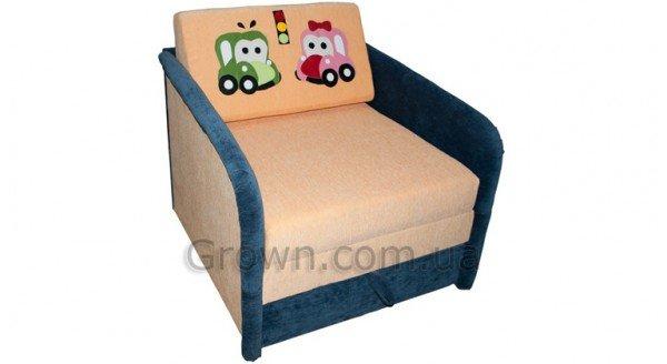 Детский диван Машинки «Малыш» - 1
