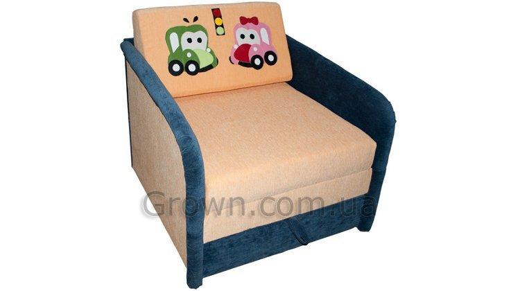 """Детский диван Машинки """"Малыш"""" - 1"""