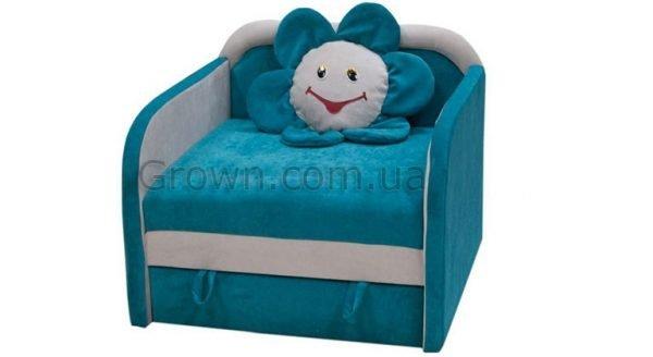 Детский диван Ромашка - 1