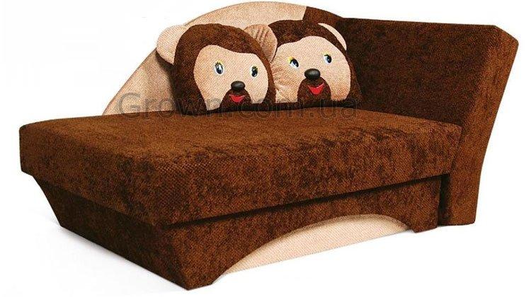 Детский диван Медведи - 1
