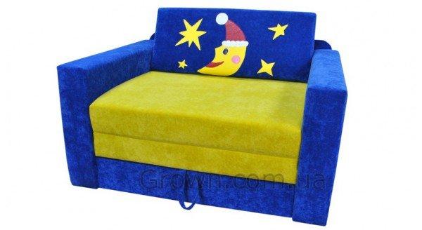 Детский диван Месяц «Кубик» - 1