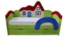 детский диван Домик - Детская мебель