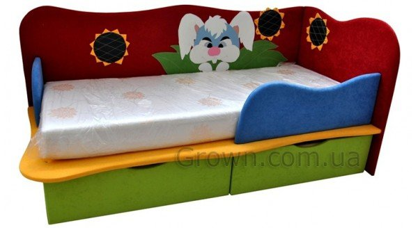 Детский диван Кролик - 1
