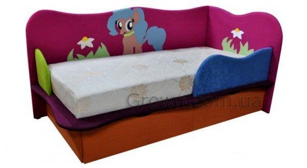 Детский диван Мультяшки - 1