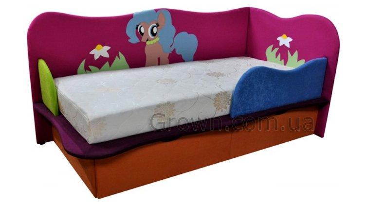Детский диван Пони - 1