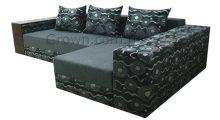 Угловой диван Модерн с баром