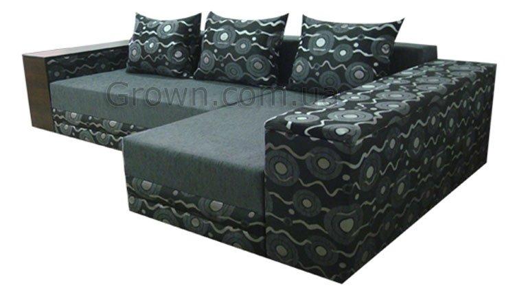 Угловой диван Модерн с баром - 1