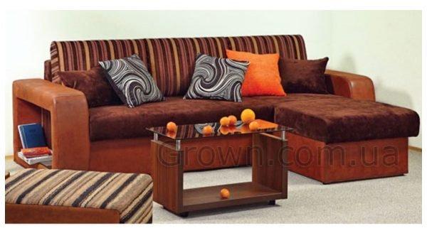 Угловой диван Вираж - 1