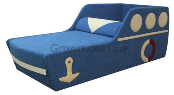 Детский диван Кораблик - 1