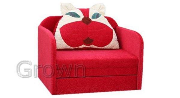 Детский диван Кот - 1
