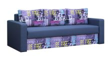 Диван Липки Макс 20 + Music Violet - Мебель со склада