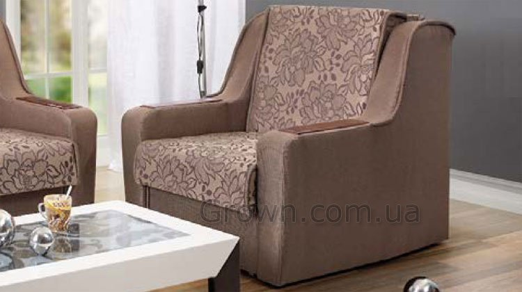 Кресло Эш Раскладное - 1