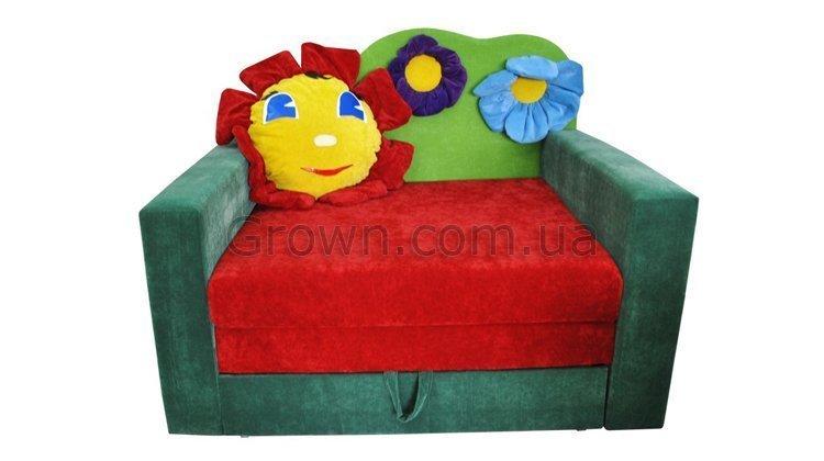 Детский диван Лужок Фантазия - 1