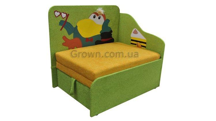 Детский диван Ворона «Мини-аппликация» - 1