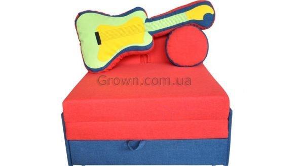Детский диван Гитара «Омега-аппликация» - 1