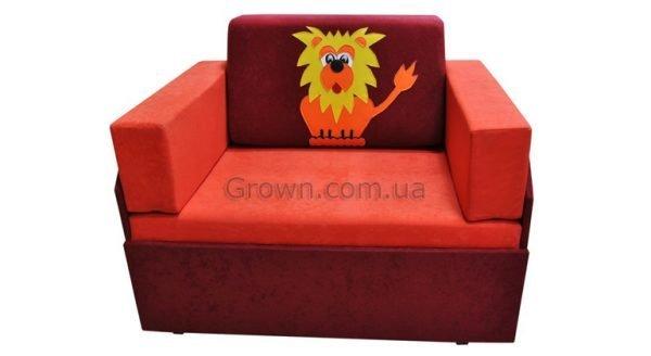 Детский диван Лев «Кубик-Боковой» - 1