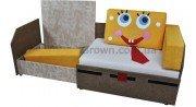 Детский диван Спанч Боб «Кубик-Боковой» - 5