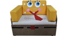 Детский диван Спанч Боб «Кубик-Боковой» - Детские диваны