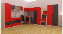 Детская комната Тeenager (Тинейджер) - Детские комнаты