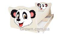 Кровать-машинка Енимал серия Animal - Детские кровати