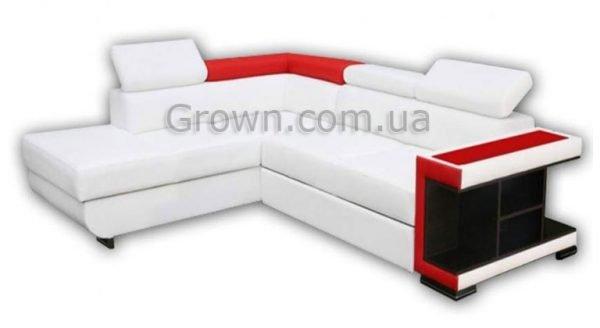 Угловой диван Лацио - 1