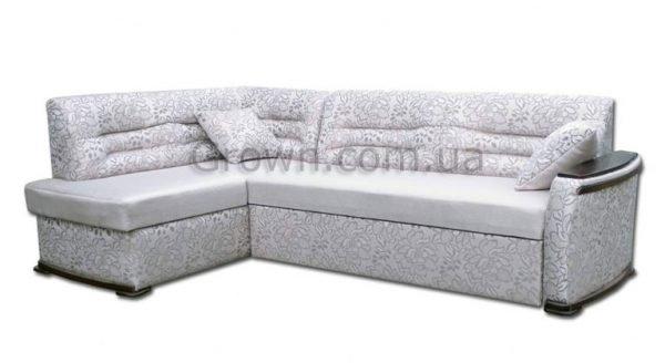 Угловой диван Пегас декор - 1