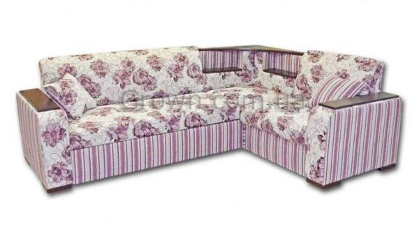 Угловой диван Делюкс - 1
