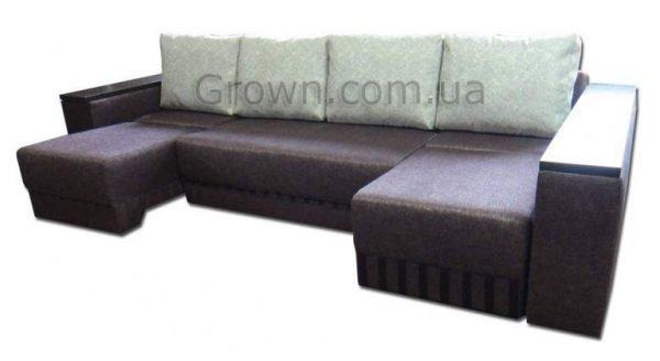 Угловой диван Гранд П - 1
