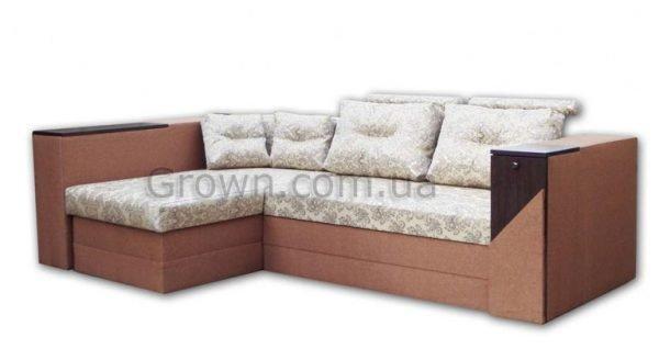 Угловой диван Карат - 1