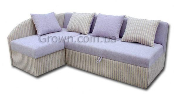 Угловой диван Компакт - 1