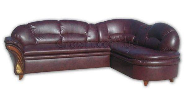 Угловой диван Квесто Декор - 1