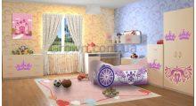 Детская спальня Карета - Детские комнаты