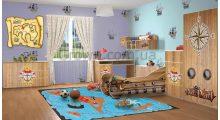 Детская спальня Пират